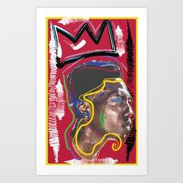 BASK-KI-AYT Art Print