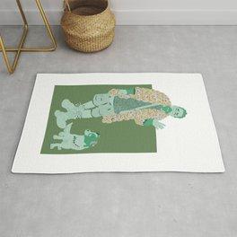 Takashi Murakami by UVTM_Designs Rug