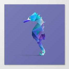 Seahorse. Canvas Print
