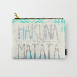 Hakuna Matata Carry-All Pouch