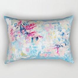 The Jet Set Rectangular Pillow