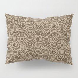 Orbis (Brown) Pillow Sham