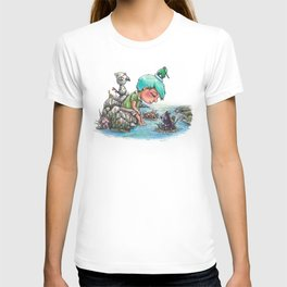 By the River's Edge T-shirt