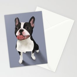 A pleasure! Stationery Cards