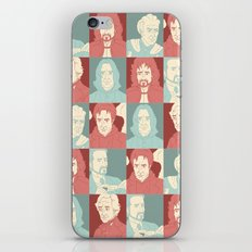 Rickmans iPhone & iPod Skin