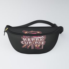 Coffee Bean Lover Fanny Pack