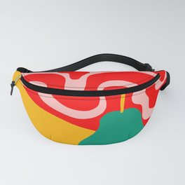 apple and pear Fanny Pack
