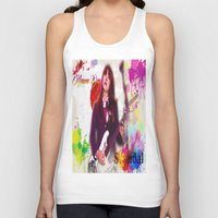scandal Tank Tops featuring Scandal Baby by Don Kuing