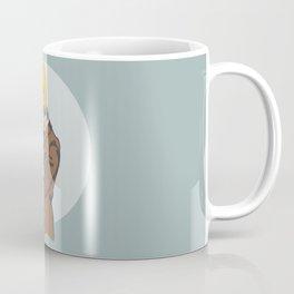 Light Bulb Head Coffee Mug