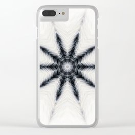 HYPNOSIS12 Clear iPhone Case