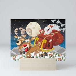 Griswold Toon 4 Mini Art Print