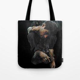 Heavy Shoulders Tote Bag