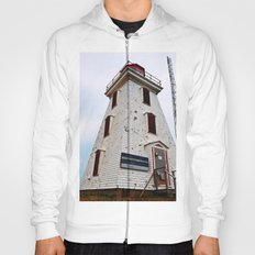 Cape Egmont Lighthouse and Radio Tower Hoody