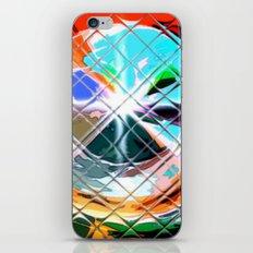 Harlekin abstrakt. iPhone & iPod Skin