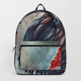 Turkey Watercolor Painting Backpack