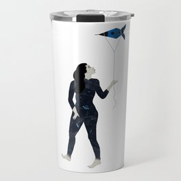 IN THE SPACE Travel Mug
