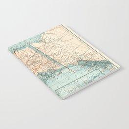 Vintage Alaska Notebook