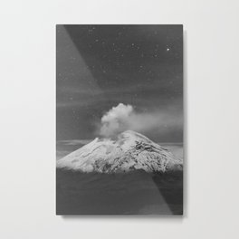 The warden of Mexico City Metal Print