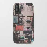 melbourne iPhone & iPod Cases featuring Melbourne Laneway by Oy Photography
