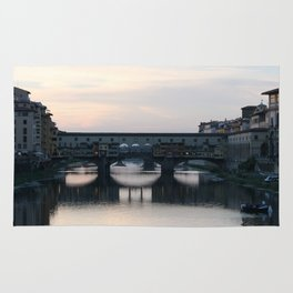 Ponte Vecchio - Firenze Rug
