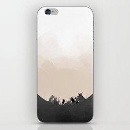 b1 iPhone Skin
