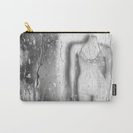 Even plastic can be lonely  ♥ Carry-All Pouch