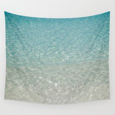 Crystal Clear Wall Tapestry