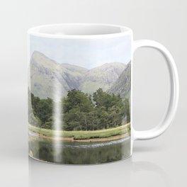 Here is realization - Glen Etive, Scotland Coffee Mug