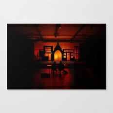 The Directors Canvas Print