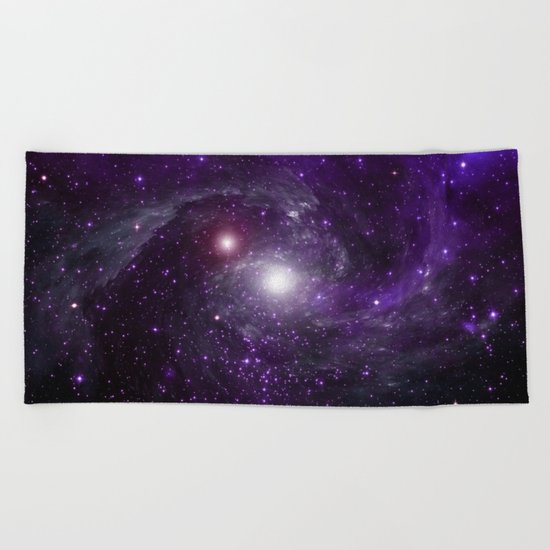 Newborn star Beach Towel