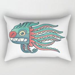 Chinese Sea Dragon Rectangular Pillow