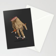 FREE HAND Stationery Cards