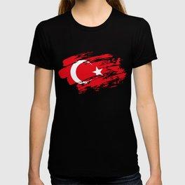 Turkey Flag Shirt T-shirt