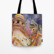 Saint Petersburg Tote Bag