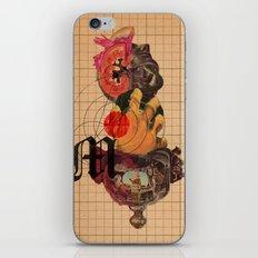 Murder Mind iPhone & iPod Skin