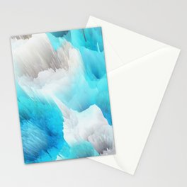 Cold World Stationery Cards