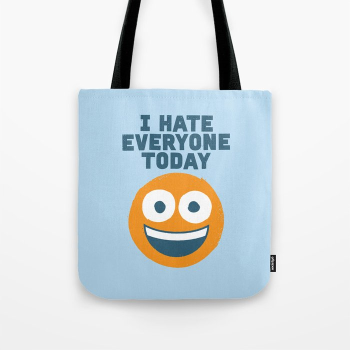 Loathe Is the Answer Tote Bag