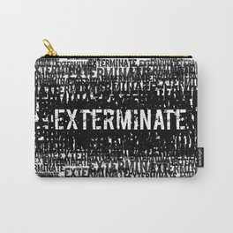 Exterminate 1 Carry-All Pouch
