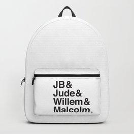 JB & Jude & Willem & Malcolm Backpack