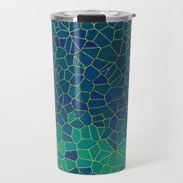 Mosaic Sea Travel Mug