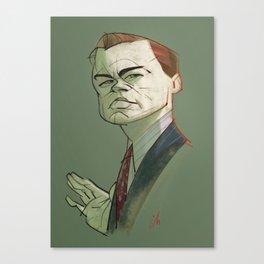 Leo! Canvas Print