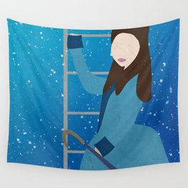 Souffle Girl, Clara Oswin Oswald - Doctor Who Wall Tapestry