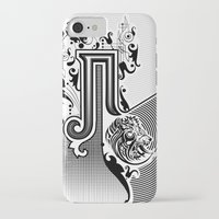 pi iPhone & iPod Cases featuring PI by Artysmedia