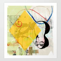 sunshine Art Prints featuring Sunshine by John Murphy