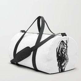 THE GRIM REAPER MR DEATH Duffle Bag