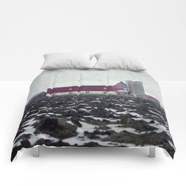Winter Barn Comforters