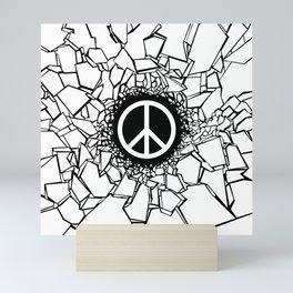 Peacebreaker II Mini Art Print