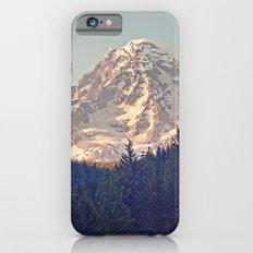 Mount Rainier Retro Slim Case iPhone 6