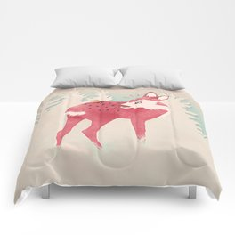 Oh deer, what the bug?! Comforters
