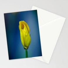 Budding Buttercup  Stationery Cards